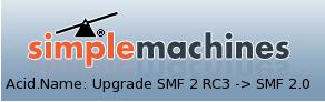 Обновление форума SMF2.0