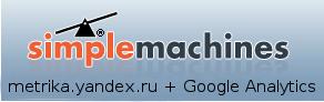 Установка метрики и гугл аналитики на SMF 2.0